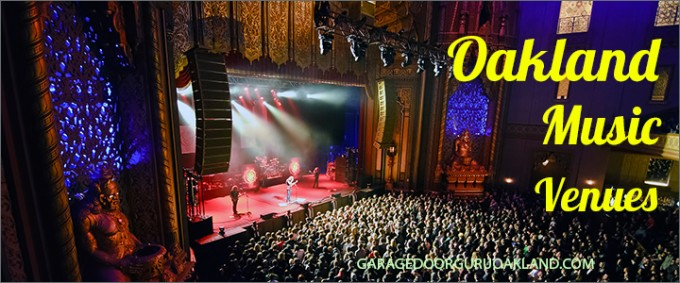 oakland ca music venue fox theater